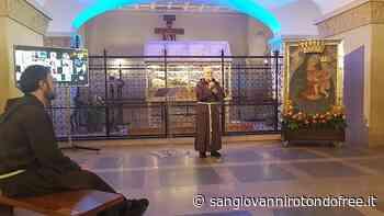 Pellegrinaggio virtuale di decine di migliaia di giovani a San Giovanni Rotondo per recitare il Rosario con Padre Pio e i suoi confratelli - San Giovanni Rotondo Free