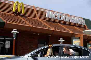 McDonald's finally reopens in Woolwich, Bromley and Sidcup