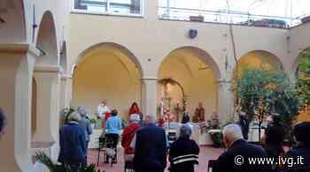 Varazze, nel chiostro di San Domenico si è concluso il Mese Mariano - IVG.it