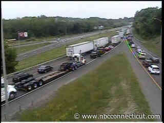 Interstate 84 Reopens in Danbury After Closing Due to Protesters