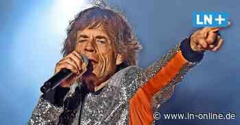 Guten Tag, liebe Leser - Unbezahlbare Erinnerung: Rolling Stones Konzert Tickets für sieben Mark - Lübecker Nachrichten