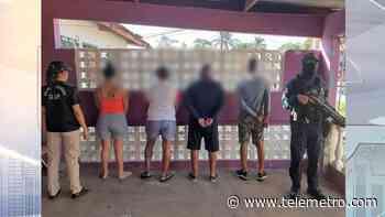 Operativos en La Arraiján y La Chorrera dejan 9 aprehendidos - Telemetro