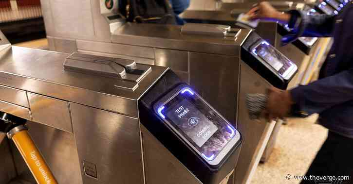 Full rollout for contactless payments in NYC subways delayed until December