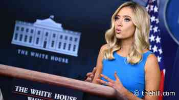 McEnany sidesteps questions about Trump's confidence in Pentagon chief