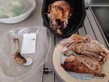 """Elle découpe son poulet acheté à Saran et trouve... un """"pilon rongé"""" à l'intérieur - Saran (45770) - La République du Centre"""
