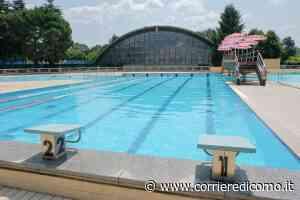 Piscine, a Cermenate è già possibile nuotare. Situazione critica a Como e Cantù - Corriere di Como