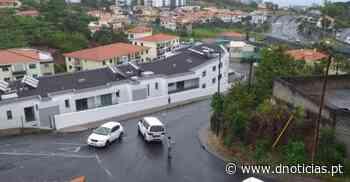 Colisão provoca danos materiais no Pilar - DNoticias
