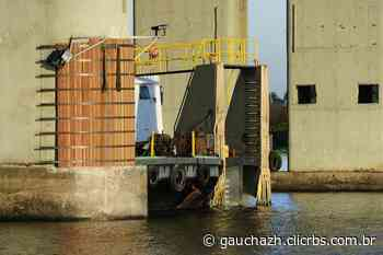 Reconstrução de pilar da ponte do Guaíba pode ser concluída nesta semana - GauchaZH