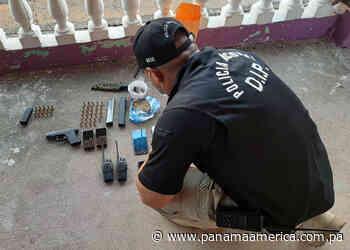 Arrestos, decomiso de armas y drogas en operativos en La Chorrera y Arraiján - Panamá América