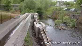 New Fishway in North Branford Making Way for A Better Ecosystem