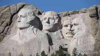 South Dakota governor says she's working with Trump officials on Mount Rushmore flyover
