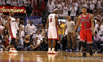 Dwyane Wade Reveals Why He And LeBron James Did Not Team Up With Derrick Rose In 2010 - Fadeaway World