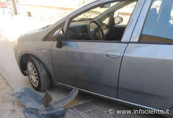Agropoli: strade colabrodo, danni alle auto - Info Cilento