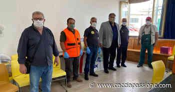 Ad Agropoli (Salerno) i cacciatori al fianco della Caritas con ottima carne di cinghiale - Caccia Passione
