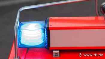 Vier Verletzte bei Scheunenbrand in Mulda - RTL Online