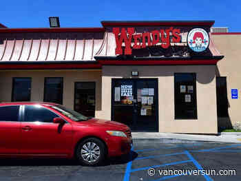 Lack of mustard leads to drive-thru rage at Vancouver Island Wendy's