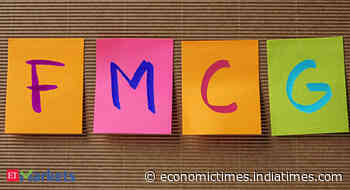 Share market update: FMCG shares trade higher; Britannia gains 5% - Economic Times