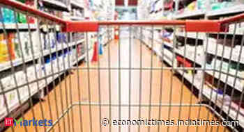 Share market update: FMCG shares mixed; United Spirits dips 3% - Economic Times