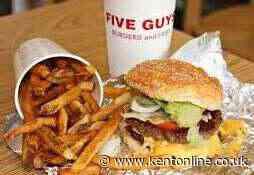 Five Guys is back - Kent Online