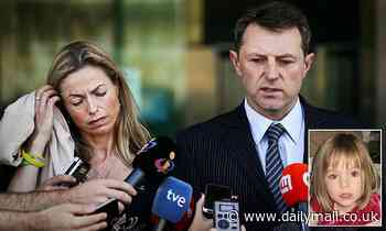Madeleine McCann's parents REFUSE to believe she is dead