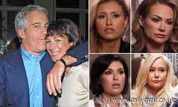 Compensation fund for Jeffrey Epstein's victims is APPROVED but they can't sue Ghislaine Maxwell