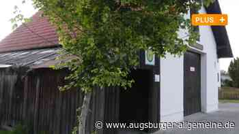 Die Hütte am Feuerwehrhaus in Bebenhausen darf abgerissen werden - Augsburger Allgemeine