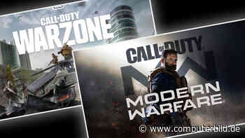"""Call of Duty – Modern Warfare"": Season 4 und Updates verschoben - COMPUTER BILD"