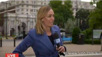 Two Australian reporters assaulted and attacked during London protests