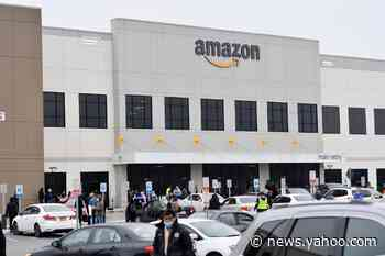 Amazon sued by NYC workers seeking coronavirus protection, not money