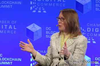 SEC 'Crypto Mom' Hester Peirce Tapped for Second Term at US Regulator: Report
