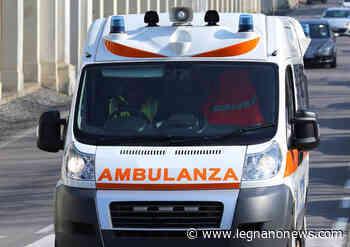 Incidente a Rho, conducente incastrato nell'auto - LegnanoNews