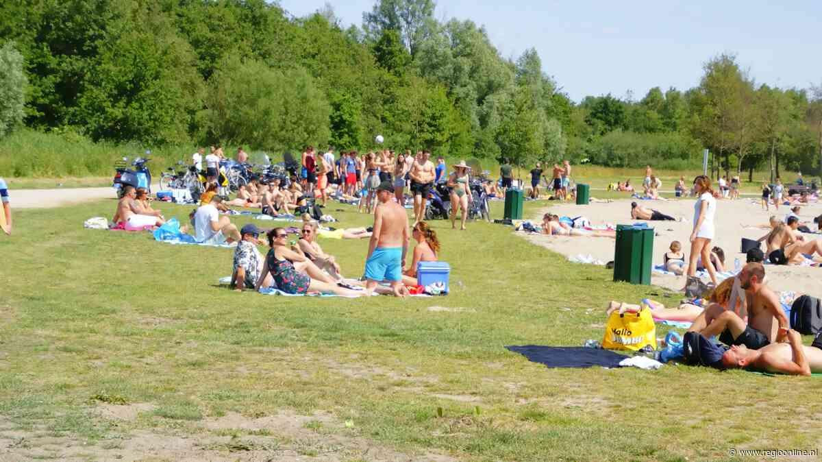 Druk zomers Pinksterweekend in Krimpen aan de Lek - Regio Online