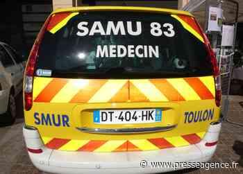 HYERES : Accident de la circulation impliquant 7 personnes - La lettre économique et politique de PACA - Presse Agence
