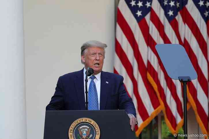Trump to accept Republican presidential nomination outside of North Carolina