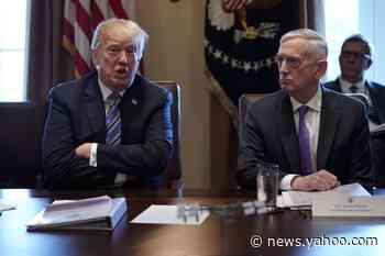 Trump's former defense secretary Mattis blasts president as a threat to American democracy