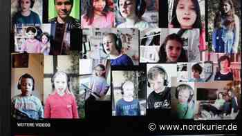 Warener Chöre senden musikalische Grüße per Video - Nordkurier
