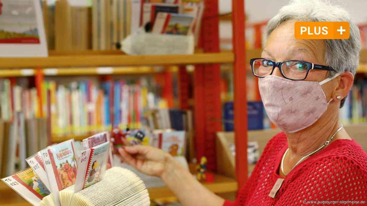 Spiel, Spaß und Neues für Kinder: In der Stadtbücherei Senden geht's bunt zu - Augsburger Allgemeine
