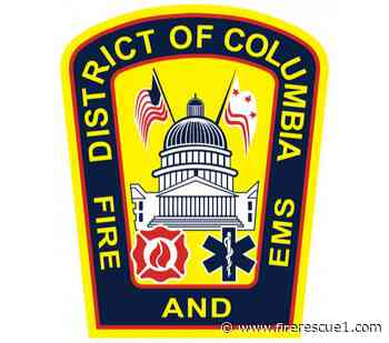 Gunman demands tools from DC firefighter in apparatus