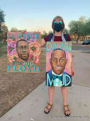 Churches joined Phoenix's 6th evening of police protests, drawing Christians to the Capitol