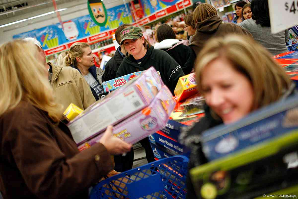 V-Shaped Recovery? Consumer Data Is Pointing to a Big One - TheStreet