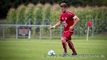 Die Fußballer des VfL Kaufering gibt es jetzt als Sticker - Augsburger Allgemeine