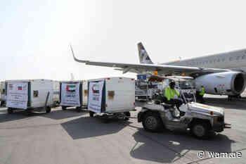 UAE sends medical aid to Grozny, Russia, in fight against COVID-19 - WAM EN