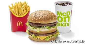 McDonalds Drive Thru in Naas, Newbridge and Maynooth reopen today | Kildare Nationalist - Kildare Nationalist