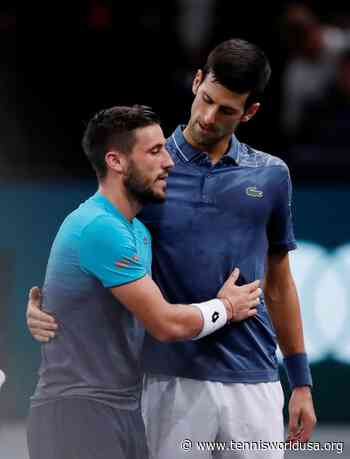 Damir Dzumhur: Having Novak Djokovic in Sarajevo will be special for all Bosnians - Tennis World USA