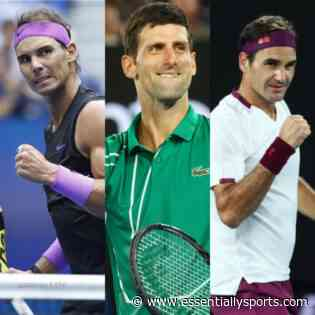 WATCH: Novak Djokovic Makes Interesting Choice Between Roger Federer And Rafael Nadal - Essentially Sports