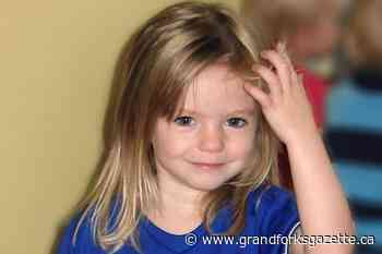 German man identified as suspect in disappearance of Madeleine McCann - Grand Forks Gazette