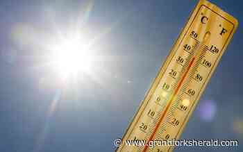 Monday hottest June 1 on record in Fargo, Grand Forks - Grand Forks Herald