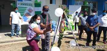 Junín: Inauguran establecimiento de salud en Pangoa - INFOREGION