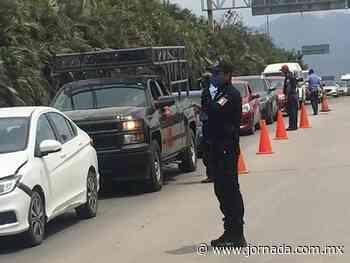 Realizan operativo sanitario en la presa Las Gaviotas en Nayarit - La Jornada