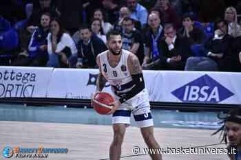 Reggio Emilia, in attivo Kassius Robertson e la conferma di Simone Fontecchio - BasketUniverso